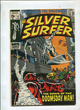 SILVER SURFER #13 (3.5) THE DAWN OF THE DOOMSDAY MAN!