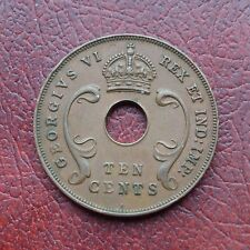 East Africa 1941 I Bronze 10 Centimes