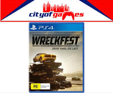 Wreckfest PS4 Game Brand New & Sealed In Stock