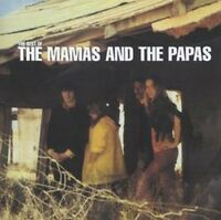 The Mamas And The Papas - The Best Of / 20 Best Hits (NEW CD)