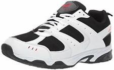 Avia Men's Faux Leather Lightweight  Memory Foam Avi-verge US 8 DM Sneaker