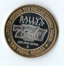 "Bally's Casino ""25th Anniversary"" Silver Strike"