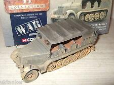 Corgi CC60002 SdKfz 7 Krauss-Maffei Pista Media,Alemán 12 Ejército Francia en 1: