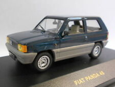 Modellini statici auto blu per Fiat