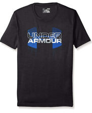 Under Armour Youth Boy's UA Tech Big Logo Hybrid T-Shirt