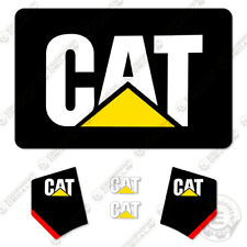 Caterpillar E6500 Forklift Decal Kit (E 6500) (E-6500)