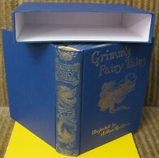 Folio Society Grimm's Fairy Tales / illustrated by Arthur Rackham (more listed