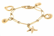 Tiffany & Co. Elsa Peretti Charm Bracelet