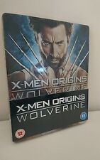 X-men Origins Wolverine - Blu Ray Steelbook - *New&Sealed*