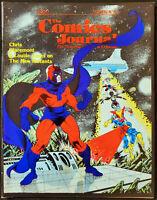 The Comics Journal # 74 Fanzine Magazine New Mutants / Conan Movie VF+