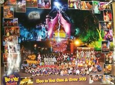 Disney Póster Mickey Boo To You Halloween Parade 2012
