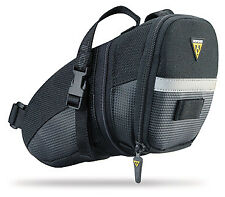 Topeak Aero Wedge Bicycle Saddle Bag Large