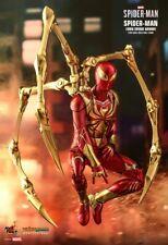 Hot Toys 1/6 VGM38 - Marvel's Spider-Man - Spider-Man (Iron Spider Armor)