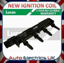 PEUGEOT FIAT CITROEN IGNITION COIL PACK NEW LUCAS OE QUALITY
