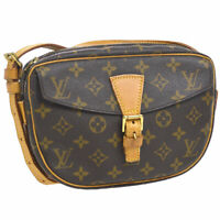 LOUIS VUITTON JEUNE FILLE PM CROSS BODY SHOULDER BAG MONOGRAM M51227 A46567i