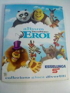 ALBUM EROI DREAM WORKS ESSELUNGA completo