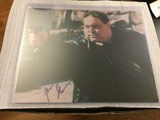 JOSEPH R. GANNASCOLI Signed 8x10 Photo THE SOPRANOS Autograph AUTO