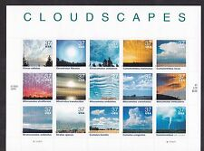 3878  CLOUDSCAPES     M NH FULL SHEET OF 20     SPECIAL SALE @ FACE