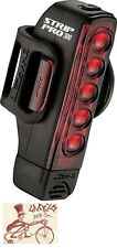 LEZYNE STRIP DRIVE PRO BLACK BICYCLE TAILLIGHT