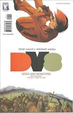 DV8: Gods and Monsters #1-8 by Brian Wood