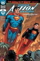 Action Comics #1022 (2020 Dc Comics) First Print Romita Cover
