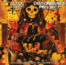 RAS / DISTURBANCE PROJECT - Minima Esperanza En Un Mundo Ciego - CD - GRIND