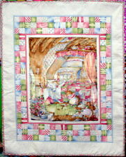 BRANBLY HEDGE CRIB QUILT