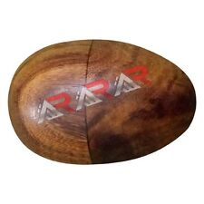 AAR Rosewood Egg Shaker Percussion Instruments Shesham Wood Egg Shaker