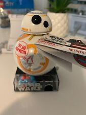 Star Wars Bb8 * Bb-8 * Candy Dispenser With Sound Effects Collectible New