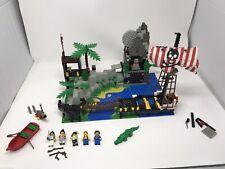 Lego 6281 Pirates Perilous Pitfall COMPLETE 1997 Pirate