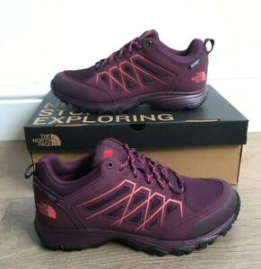 THE NORTH FACE VENTURE FASTHIKE WOMENS WATERPROOF HIKING SHOES UK 4,5,6,7