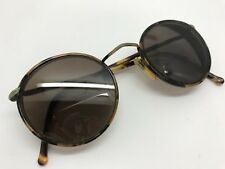 Vintage Anglo American Bi-Focal Sunglasses, Round Tortoise Frames (RF742)
