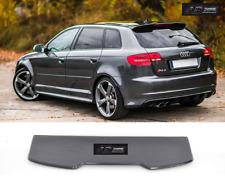 Spoiler / Dachspoiler passend für Audi A3 8PA (5 Türer) + Kleber
