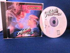 Street Fighter Alpha 2 (PC, 1997)NO MANUAL