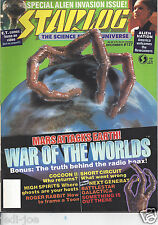 Starlog #137 War of the Worlds Cocoon II Short Circuit Alien Nation E.T.