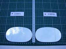 Außenspiegel Spiegelglas Ersatzglas Fiat Coupe ab 1993-00 L oder R asphärisch