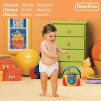 Fisher Price Dance Baby, Dance! Essential Music CD for Children Kids Baby Babies