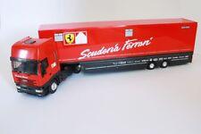 Scuderia Ferrari Formula One Team Transporter Iveco Eurostar Truck Eligor 11163