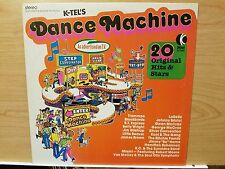 "K-Tel Dance Machine - Vinyl 12"" LP DISCO"