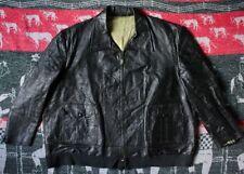 Unbranded Men's Biker Collared Coats & Jackets
