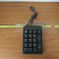 + IBM 95F5446 PC Computer Keyboard PS/2 Connector Vintage Number Pad (no lid)