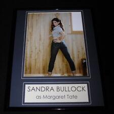 Sandra Bullock Framed 11x14 Photo Display The Proposal