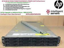 HP DL180 G6 X5550 2P 48GB P410/256MB 2x 750WPS 12LFF 2U Rack Server