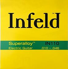Thomastik Infeld IN110 Superalloy Infeld Electric Guitar Strings 10-46