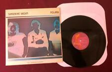 Tangerine Dream ~ 1984 Poland Relativity Records EMC 8045 NM Vinyl Record Album