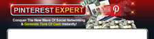Pinterest Expert- Conquer The New Wave Of Social Networking - Videos on 1 CD