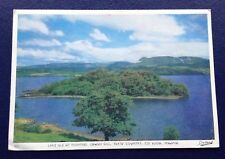POSTCARD: LAKE ISLE OF INISHFREE: LOUGH GILL: YEATS COUNTRY: CO SLIGO: IRELAND