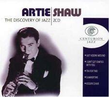 Discovery of Jazz ~ Artie Shaw (Artiste) CD - NEUF