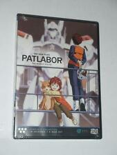 4-DVD Set PATLABOR The New Files Complete Collection 16 Episodes 2015 NEW
