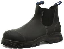 Stivali, anfibi e scarponcini da uomo neri Blundstone 100% pelle